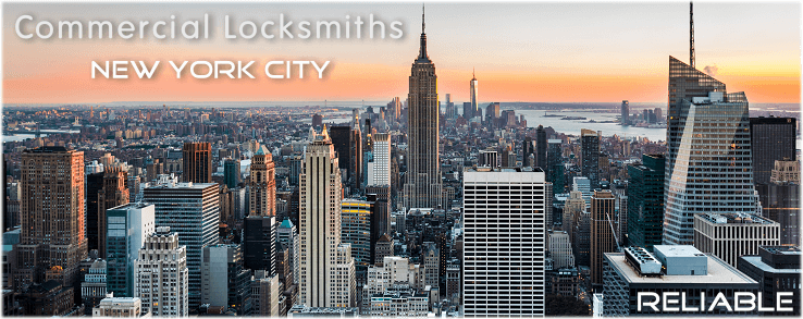 commercial locksmith nyc